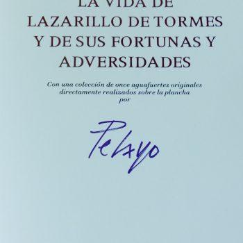 PELAYO, Orlando_La vida de Lazarillo de Tormes